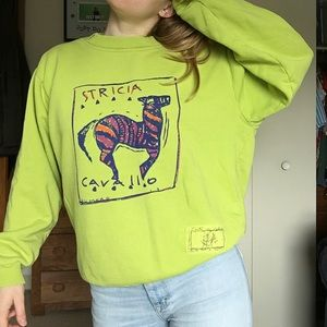 Sweaters - BRAND NEW VINTAGE SWEATER